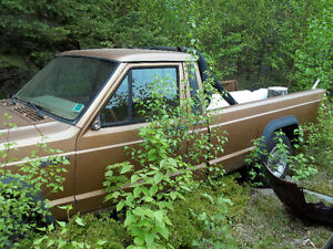 1986 Jeep Comanche for parts