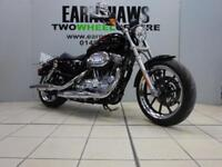 Harley-Davidson SUPERLOW XL 883 L 13