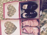 Chaussures été bébé fille