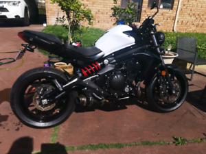 Kawasaki Er6nl 650