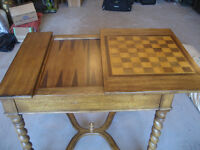Eddie Bauer Collectibles Game Table