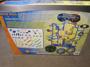 Techno Gears Marble Mania 400+ Pieces Galactic Adventure - Open Kitchener / Waterloo Kitchener Area image 2