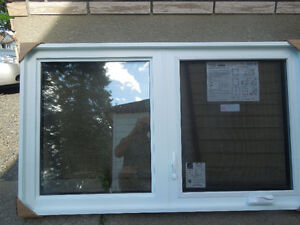 Brand new Seymore Casement Window - 55 1/2 by 37 3/4