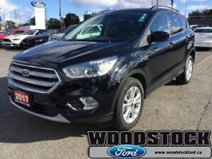 2017 Ford Escape SE  CERTIFIED PRE-WONED, 1.99 OAC,201A, 4WD, SU