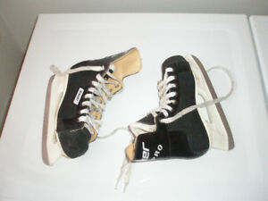 Bauer All Pro Skates shoe size 6 or skate size 5