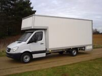 Fast movers ,cheap man and van services ,.big Luton van