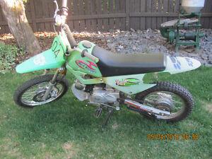 Baja 90cc Dirt Bike