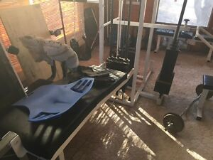Cable gym Strathcona County Edmonton Area image 1