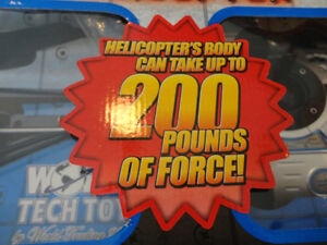 "Nano Hercules 10"" R/C Copters - 4 Available - Just $15.00 each Kitchener / Waterloo Kitchener Area image 7"