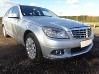 2011 Mercedes-Benz C Class 2.1 C200 CDI BlueEFFICIENCY Elegance 5dr