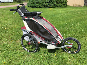 chariot single CX1 stroller