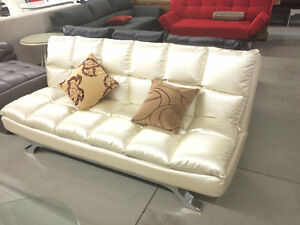 BIG SALE--Brand New Sofa bed /futon $299.99UP (free delivery)