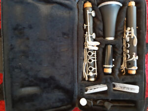 Clarinet...I think..lol