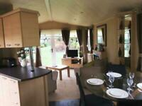 Holiday Home for sale near Oban. Quiet family run park, Glasgow .