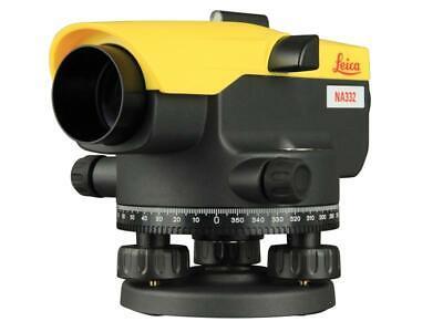 Leica Geosystems Lgsna332 Na332 Optical Level 360 Degrees 32x Zoom