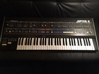Roland Jupiter 6 JP-6 Vintage Analog Synthesizer