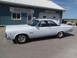 1965 PLYMOUTH SATELLITE,426 BIG BLOCK,SOUTHERN CAR, AUTOMATIC!!