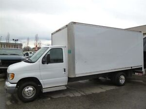 2001 Ford Econoline Cutaway E-450 Super Duty