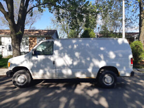 2001 Ford Camion E