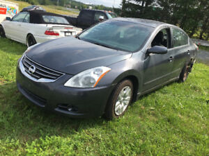 Easy fix 2011 NISSAN ALTIMA 4CYL AUTO LOADED 2995$@902-293-6969
