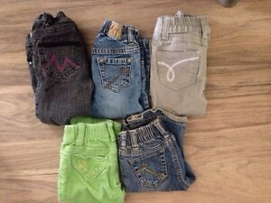Girls 6-12 month pants