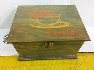 Tea and other storage boxes