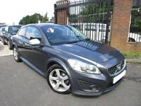 2011 Volvo C30 2.5 T5 R-Design 2dr 1 OWNER EX POLICE FULL SERVICE PRINT OUT
