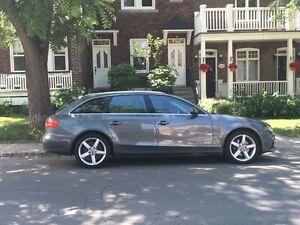2012 Audi A4 Avant Familiale