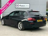 2015 BMW 5 Series 2.0 520D M SPORT TOURING 5d 188 BHP AUTOMATIC Estate Diesel Au