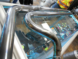 Harley softail pipes @ recycledgear.ca