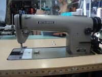 INDUSTRIAL STRAIGHT STITCH SEWING MACHINE