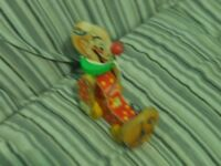 Fisher Price Squeaky The Clown