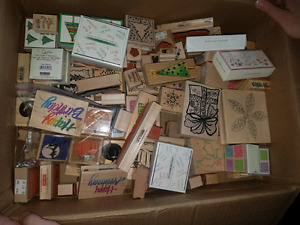 Various stamps
