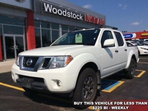 2018 Nissan Frontier PRO-4X  - Navigation -  Bluetooth - $224.74