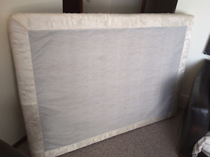 Double bed box spring