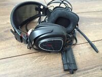 PS3 ps4 headphones with mic