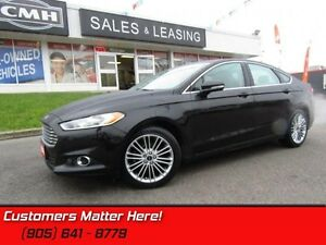 2014 Ford Fusion SE   - Leather Seats -  Bluetooth -  Navigation