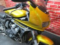 YAMAHA FZS600 FAZER 600cc CHEAP SPORTS BIKE
