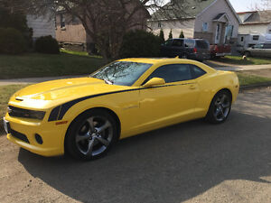 2013 Chevrolet Camaro Coupe (2 door)