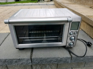 Breville smart oven grille-pain intelligent convection 1800W