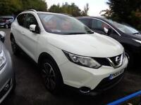 2014 64 NISSAN QASHQAI 1.2 DIG-T TEKNA * LEATHER NAV PAN ROOF *