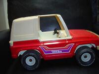 jeep tonka en métal  18pouces