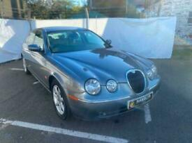 Jaguar S-TYPE 3.0 V6 automatic SE Immaculate AA Approved