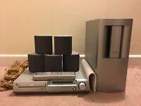 Sony DAV-S300 Compact AV 5.1 Cinema Surround Sound