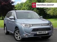 2015 Mitsubishi Outlander 2.0 PHEV GX4hs 5dr Auto 5 door Estate