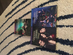 Vampire diaries and sons of anarchy seasons $15.00