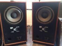 Tannoy vintage speakers
