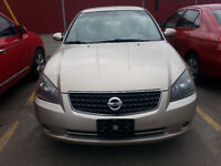 2006 Nissan Altima Sedan, Certified, Warranty, Clean. Mississauga / Peel Region Toronto (GTA) Preview