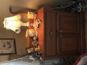 Solid Wood Wash Stand or Best Offer!!
