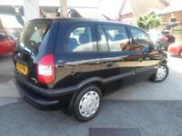 Vauxhall Zafira 1.6 16v Life 7 Seater PETROL MANUAL 2005/54